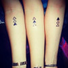 Tattoo inspiratie: de leukste mini tattoo's