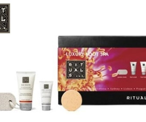 Beauty Cadeautip: Rituals Luxury Foot Spa