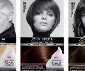 Nieuwe revolutionaire haarkleuring: John Frieda Precision Foam Colour