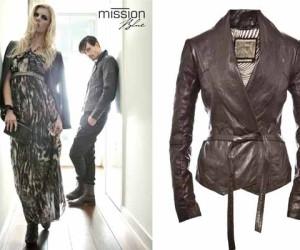 Modemerk met Leren Fashion Must-haves: Mission Blue