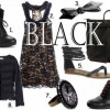 FASHION TIP – NEVER OUT OF STYLE IN  BLACK