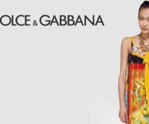 DOLCE & GABBANA WEBSHOP IS NU ONLINE !