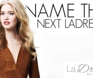 NAME THE NEXT LADRESS