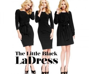 LADRESS – THE LITTLE BLACK LADRESS