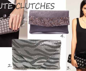 CLUTCHES: MODE – MUSTHAVES