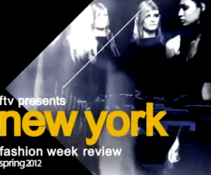 THE BEST OF NYFW SPRING/SUMMER '12