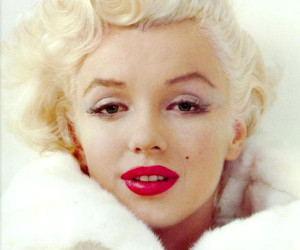 MAC KOMT MET MARILYN MONROE MAKE-UP COLLECTIE
