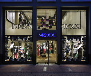 MAKE-OVER VOOR MEXX STORE IN AMSTERDAM
