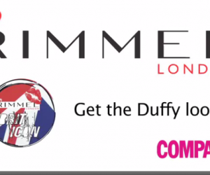 MAKE UP : RIMMEL LONDEN – GET THE DUFFY LOOK