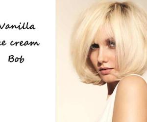 Zomerkapsels en Haartrends van Sally Brooks – Vanilla Ice Cream Bob