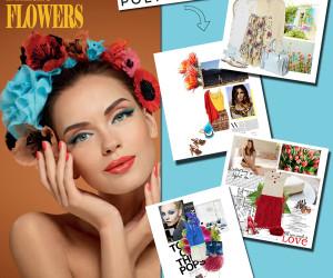 WINACTIE BOURJOIS PARIS FLOWERS