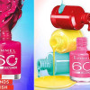 RIMMEL 60 SECONDS NAILPOLISH – GET THE LONDON LOOK ON YOUR NAILS!