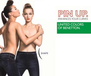 BENETTON PIN UP DENIM – Wonder Jeans!