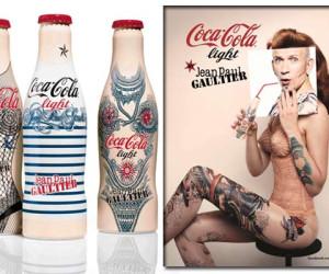 Jean Paul Gaultier Limited Edition Coca-Cola light