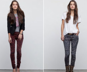 Modetrend – Paisley Print is hot!