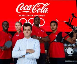 Move to the Beat met Coca-Cola