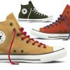 Mode Musthaves Najaar 2012 – Suede All Stars van Converse