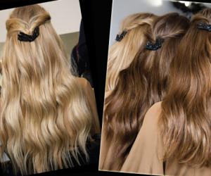 Haartrends Najaar 2012 – Lang dromerig haar a la Gucci