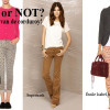 Modetrend Hot or Not? Comeback van de Corduroy broek