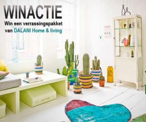 Winactie: Win een Verrassingspakket van Dalani Home & Living