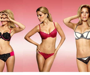 Fashion Nieuws: Sylvie van der Vaart opnieuw in Hunkemoller commercial