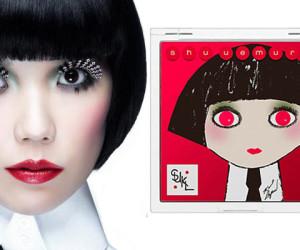 Beauty Nieuws: Karl Lagerfeld voor Shu Uemura