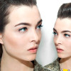 Make-up Trends Herfst Winter 2012 2013: Volle lippen en strak omlijnde ogen