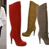 Mode Musthaves voor de winter: Overknee boots