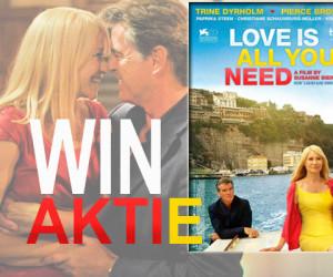 WINACTIE en Filmtip: Love Is All You Need