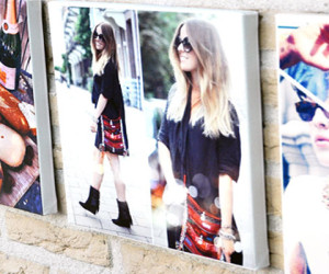Fash up your wall: Print je Instagram foto's op canvas