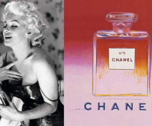 Beauty Video: Marilyn Monroe & Chanel No. 5