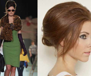 Haartrends Winter 2012: Fabulous Fifties glamourlook