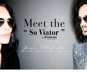 De So Viator: Musthave zonnebril voor donkere dagen