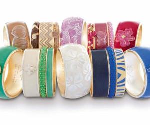 We love: Handgeschilderde Armbanden van Sal Y Limon