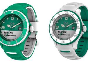 Pantone en Ice-Watch lanceren horloge in De Modekleur van 2013