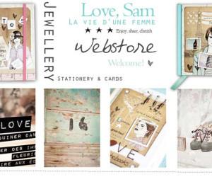Online Shopping Tip: Love, Sam