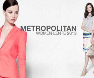 Modetrends Lente en Zomer 2013: MEXX Metropolitan