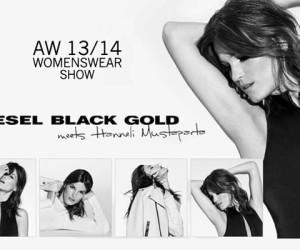 Uitnodiging voor de Modeshow van Diesel Black Gold – Frontrow en Backstage!