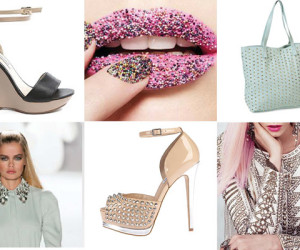 Fashion Inspiratie SS13: Steve Madden's Sweet Seduction
