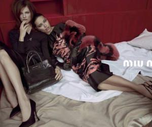 Fashion Video: Miu Miu SS13 Campagne met Nederlands tintje