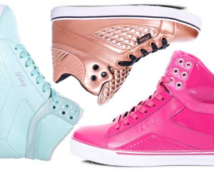Mode Musthaves Zomer 2013: sweet Pastry Sneakers