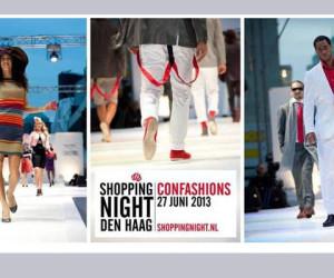 Haagse ShoppingNight 2013: ConFashions en Late Night Shopping!