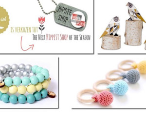 The Next Hippest Shop of the Season: Indie-Ish