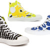 Kekke sneakers van Marimekko voor Converse