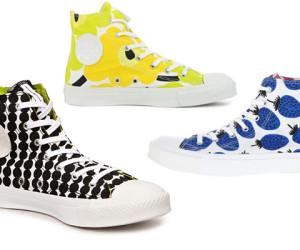 Kekke sneakers van Marimekko voor Converse