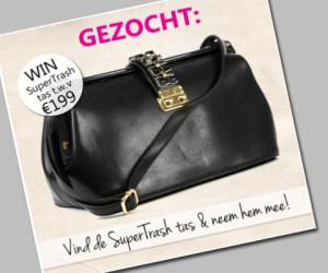 Vind & Win een Supertrash tas t.w.v. 199 euro bij Dresses Only