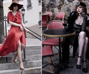Nieuw Vintage-Inspired Modelabel: Bannou by Faranak