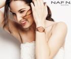 NAF NAF horloges ter ere van 40e verjaardag van het Franse modemerk