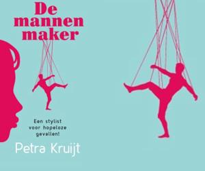 Boekentip: De Mannenmaker door Petra Kruijt