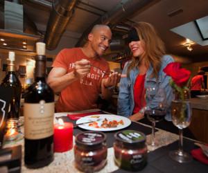 Liefdesonderzoek: We daten wat we eten